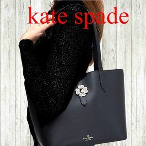 Kate Spade Tote Bag  in Black